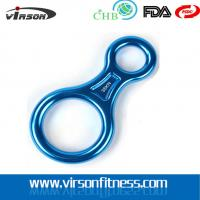Wholesale Hook 8 descender Climb Lightweight Durable Figure 8 Descender from china suppliers