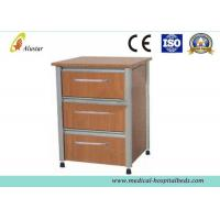 Wholesale 3 Drawers Wooden Material Hospital Bedside Cabinet Hospital Furniture Medical Locker (ALS-CB111) from china suppliers