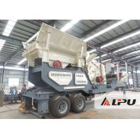 Wholesale Energy Saving Mining Iron Ore Mobile Crushing Plant for On - site Crushing from china suppliers