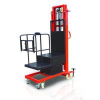 Wholesale Best quality electric order picker with pallet from china suppliers