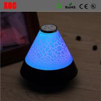 Wholesale Factory Wholesales Fshionable Glowing Sector Shape LED Bluetooth Small Table Intelligent Speaker from china suppliers