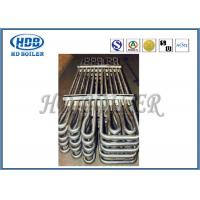 Wholesale Low Temperature Boiler Economizer H Finned Tube , Economiser In Steam Power Plant from china suppliers