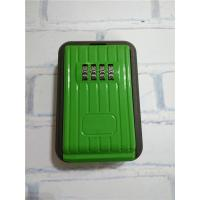 Wholesale Outdoor House Wall Mounted Lock Box For Keys , Emergency Key Lock Box from china suppliers