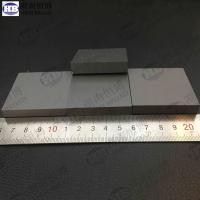 Buy cheap Anti 7.62 Bullets Silicon Carbide Bulletproof Ballistic Tiles , SIC Ceramic Tiles from wholesalers