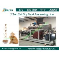 Wholesale Stainless Steel 304 Dog Fish Cat Pet Food Extruder Processing Line from china suppliers