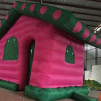 Wholesale Red Mini Oxford  Inflatable Christmas House for  Christmas  Decoration from china suppliers