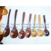 Wholesale Wooden spoon, wooden scoop, wooden soup spoon, wooden children spoon from china suppliers