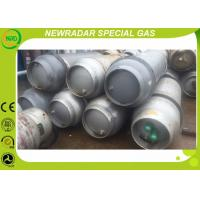 Wholesale Purity 99.9% Fluoride Electronic Gases With 40L And 926L Cylinder , Non Toxicity from china suppliers