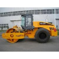 Wholesale Full Hydraulic Single Drum Vibratory Roller (YZ12GS) from china suppliers