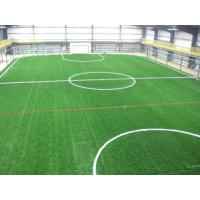 Wholesale Artificial turf Synthetic Soccer Grass  for indoor / outdoor soccer from china suppliers