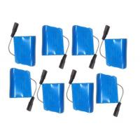 Wholesale Portable 18650 Battery Rechargeable / Custom Lithium Ion Battery Pack For Shaver / Track from china suppliers