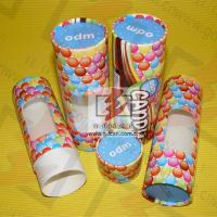 Wholesale Paper Composite Cans Moisture Proof Airtight Tea Coffee Sugar Jars from china suppliers