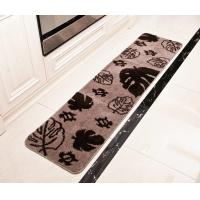 Buy cheap Rectangular household bedroom microfiber bath mat , non skid floor mats from wholesalers