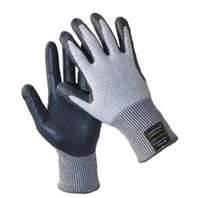 Wholesale M Absorb sweat Nylon Yarn lining Oil Proof Reusable Nitrile Coated Gloves from china suppliers