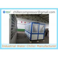 Wholesale 60HP Screw Compressor Air Cooled Water Chiller Cooling Water Unit from china suppliers