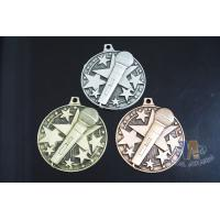 Wholesale Die Casting Custom Metal Engraved Music Medals, 3D Design With Gold Silver Copper Plating from china suppliers
