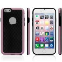 Wholesale Honeycomb Wall Pattern Cell Phone Case For Iphone 6 Soft Covers Dual Colour from china suppliers