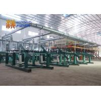 Wholesale Customized Size Airlaid Paper Making Machine , Airlaid Paper Production Line from china suppliers