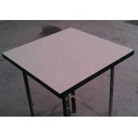Wholesale Dimensional Precision Calcium Sulphate Raised Flooring System FS1500 600 × 600 × 30 mm from china suppliers