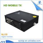cofdm wireless long range uav video transmitter for racing car