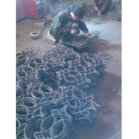 Quality Welded on Scroll with Stamping Leaves for sale