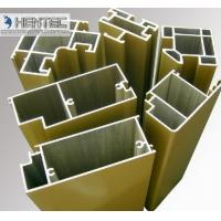 Buy cheap 6061 T5 T6 T66 Sand Blasting , Satin Aluminium Door Profiles ROHS /  Approval from wholesalers