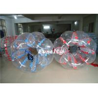 Wholesale 0.8mm Custom Dots Inflatable Bumper Ball from china suppliers