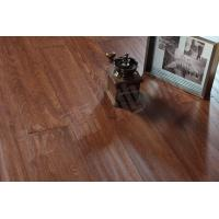 Wholesale Manchurian Walnut wood flooring, handscaped surface and stained color from china suppliers