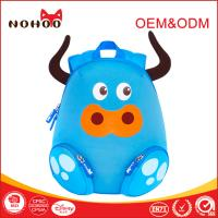 Quality Cute Cow Comfortable Children School Backpack / Bags Waterproof Innovative Design for sale