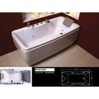 Wholesale 175 Gross Weight Massage Resin Bathtub Smooth, Solid, Inconspicuous Seams from china suppliers