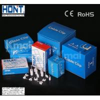 Wholesale Paper box packed cable clips from china suppliers