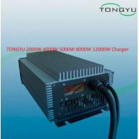 Wholesale 4000W 5000W 8000W 12000W Lithium Ion Battery Chargers for Car , Electric Bicycle from china suppliers