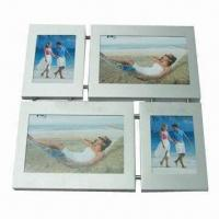 Wholesale Metal Photo Frame Set, Made of Aluminum-alloy from china suppliers