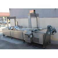 Buy cheap Full Automatic Hot Water Blanching Machine for Sale from wholesalers