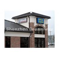 Wholesale P10 Outdoor Digital Led Signs 1440mm x 480 mm Screen Steel Cabinet from china suppliers