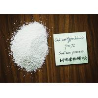 Wholesale calcium hypochlorite 65% & 70% process water factory price from china suppliers