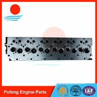 China HINO H07C cylinder head for HITACHI excavator EX220-5 for sale