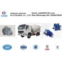 Wholesale HOT SALE! high quality and bottom price China famous 3-16m3 concrete mixer truck,  3m3-16m3 truck mounted cement mixer from china suppliers
