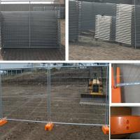 Buy cheap galvanized construction temporary fence from wholesalers