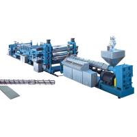 Wholesale PP Wave roofing sheet extrusion machine from china suppliers