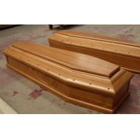 Wholesale 192-56-43cm Italy funeral casket , paulownia wooden coffins from china suppliers