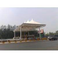 Quality ASTM Waterproof Prefabricated Steel Structures With Steel Column for sale