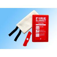Wholesale 1m*1m,1.2m*1.2m, 1.5m*1.5m Portable Kitchen Fire Blanket from china suppliers
