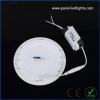 Wholesale 3W SMD2835 Round Panel LED Lights AC 85-265V led circular panel lights from china suppliers