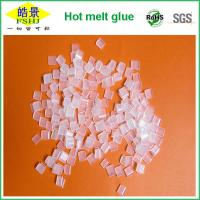 Wholesale Low Temperature Hot Melt Edge Banding Glue Pellets , Transparent White Pellet from china suppliers