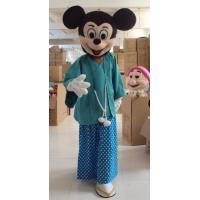 Wholesale Good ventilation japan mickey mouse kids mascot costumes for ceremonies from china suppliers