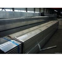 Wholesale Zinc Galvanized Square Steel Pipe With Zinc Coated 45 to 250 g from china suppliers
