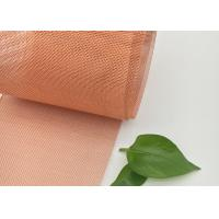 Wholesale Soft 150 180 200 Mesh Pure Copper Wire Mesh Faraday Cage EMF Fabric ISO SGS Listed from china suppliers