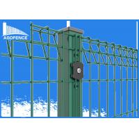 Wholesale Hot Dipped Galvanised Welded Wire Mesh Fence / Roll Top Fencing Panels from china suppliers
