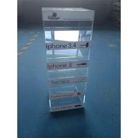 Wholesale 5 Tier Clear Acrylic Material acrylic telephone accessories from china suppliers